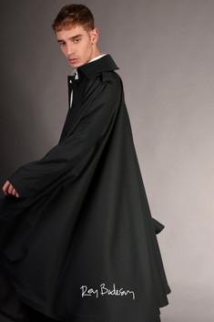 Photos: REY BADESAN / Model: PAVEL + MARIANA/ Styling: PABLO SOLANO / Assistant: EFREN ELIZALDE / Clothes: ARCHIVE JANNETTE KLEIN.