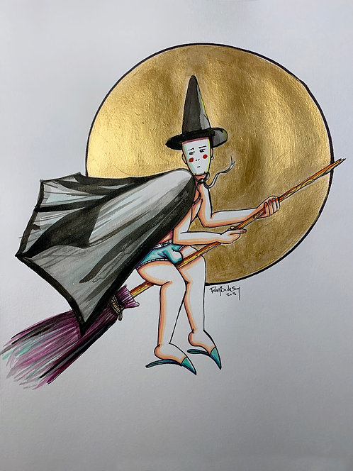 QUEER WITCH