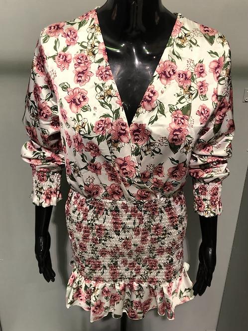 Robe fleurie BCK