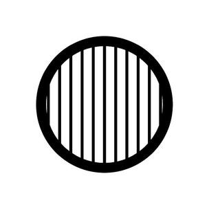Rejillas con barras paralelas