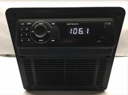 John Deere 30-60 Series Economy Replacement Radio