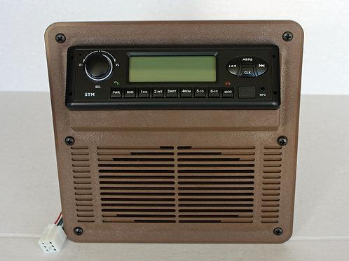 John Deere 50/55/60 Series Replacement Radio