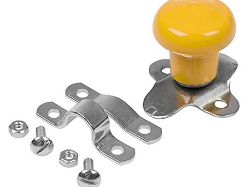 Steering Wheel Spinner Knob