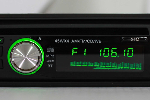 AM/FM/CD/WB/BT Radio