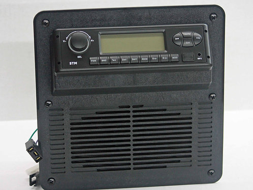 John Deere 4420-8820 Combine Standard Replacement Radio