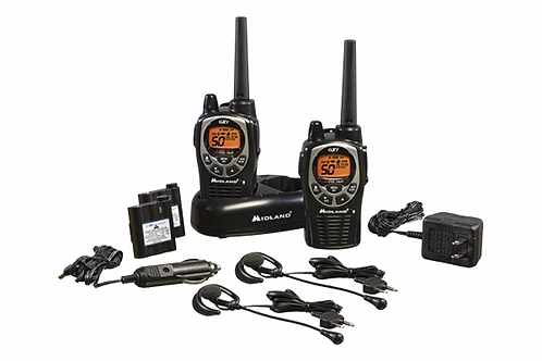 Midland GXT1000VP4 GMRS/FRS Radios