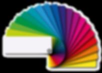 nuancier couleurs personnalisation
