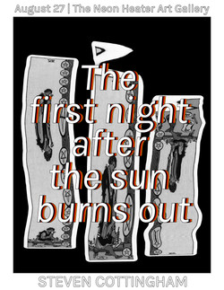the first night after the sun burns out promo2