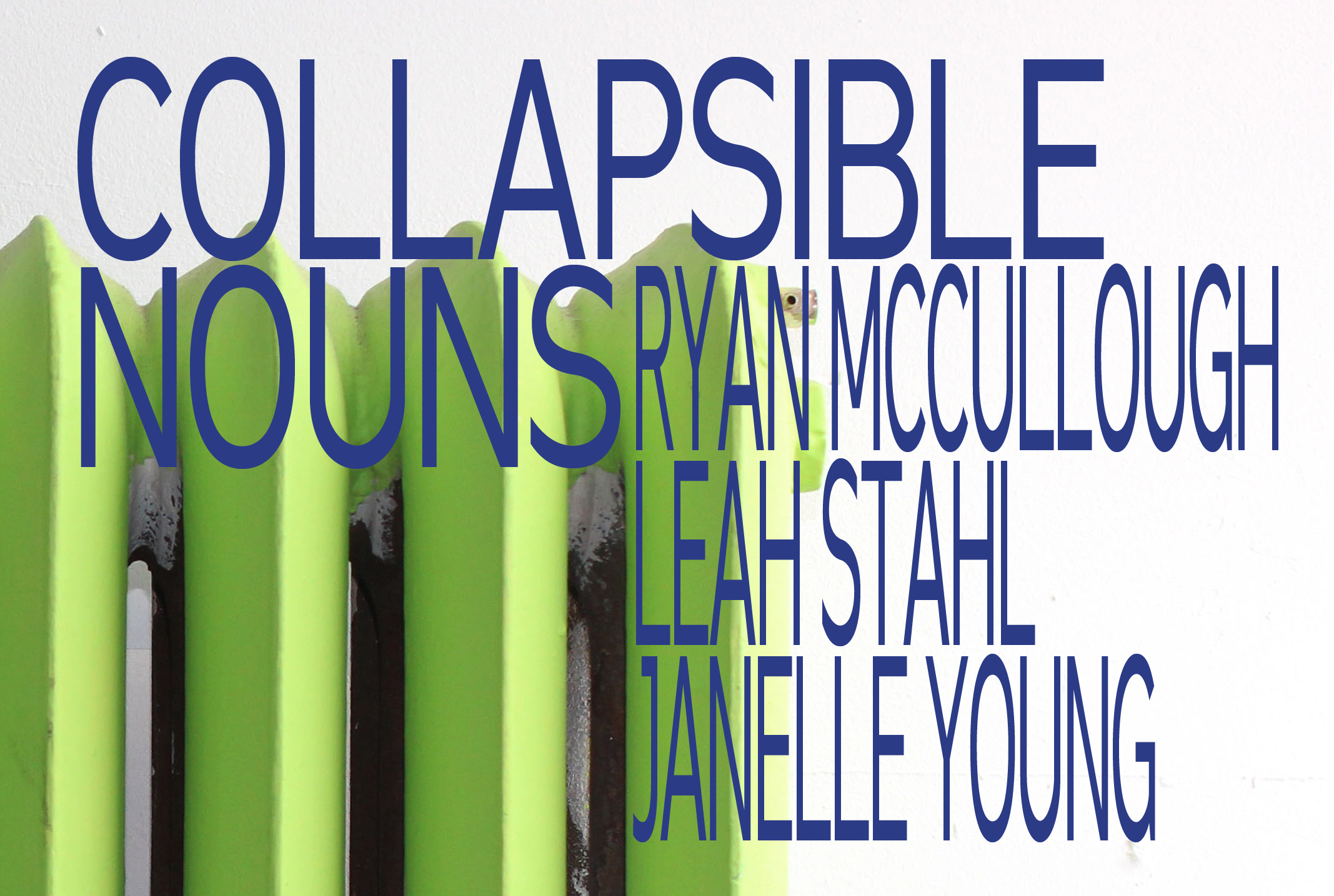 collapsible nouns