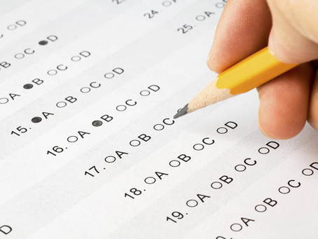 Evaluaciones escolares