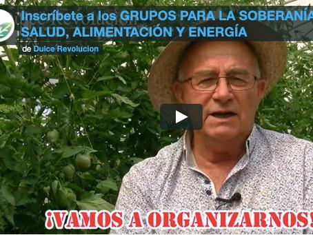GRUPOS PARA LA SOBERANÍA EN SALUD, ALIMENTACIÓN Y ENERGÍA