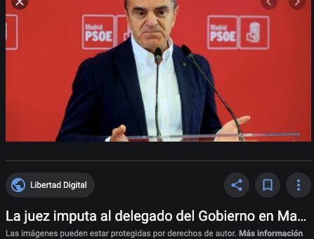 Franco: el presunto delincuente