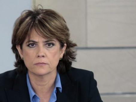 48 horas de Dolores Delgado García: Fiscal General del Estado