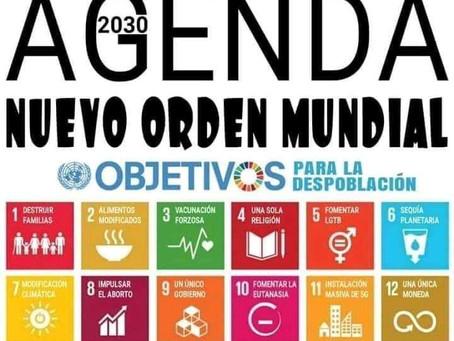 La Agenda 2030 de verdad