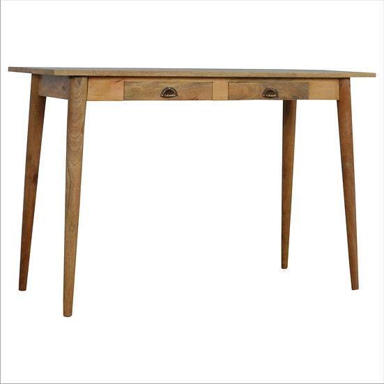 Handmade Solid Wood Nordic Style Writing Desk