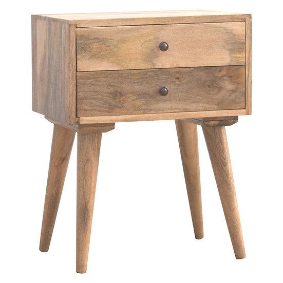 Modern Solid Wood Bedside