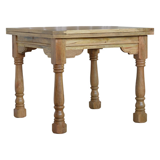 Granary Royale Turned Leg Butterfly Dining Table