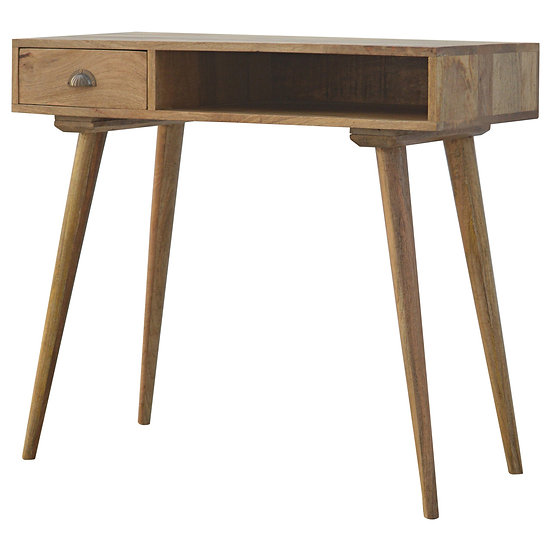 Handmade Solid Wood Writing desk