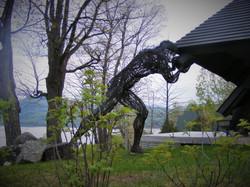 Maison du sculpteur Gérard Thériault