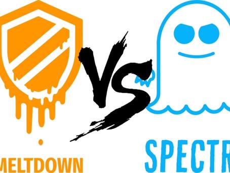 Meltdown e Spectre: gravi vulnerabilità per tutti i processori moderni