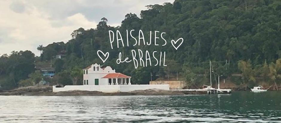 Paisajes de Brasil