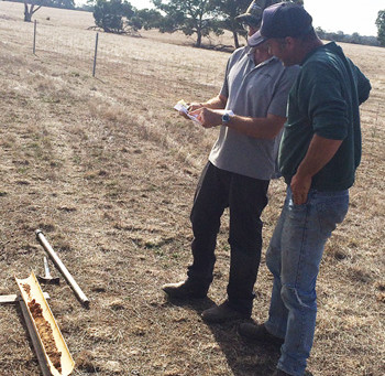 PPS Soil Probe Cross-Region Partnership Project