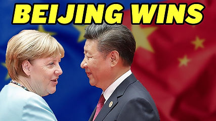 #107​ Does EU China Trade Deal Reward Beijing?