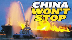China HARASSES Malaysia, Indonesia, and Philippines In South China Sea