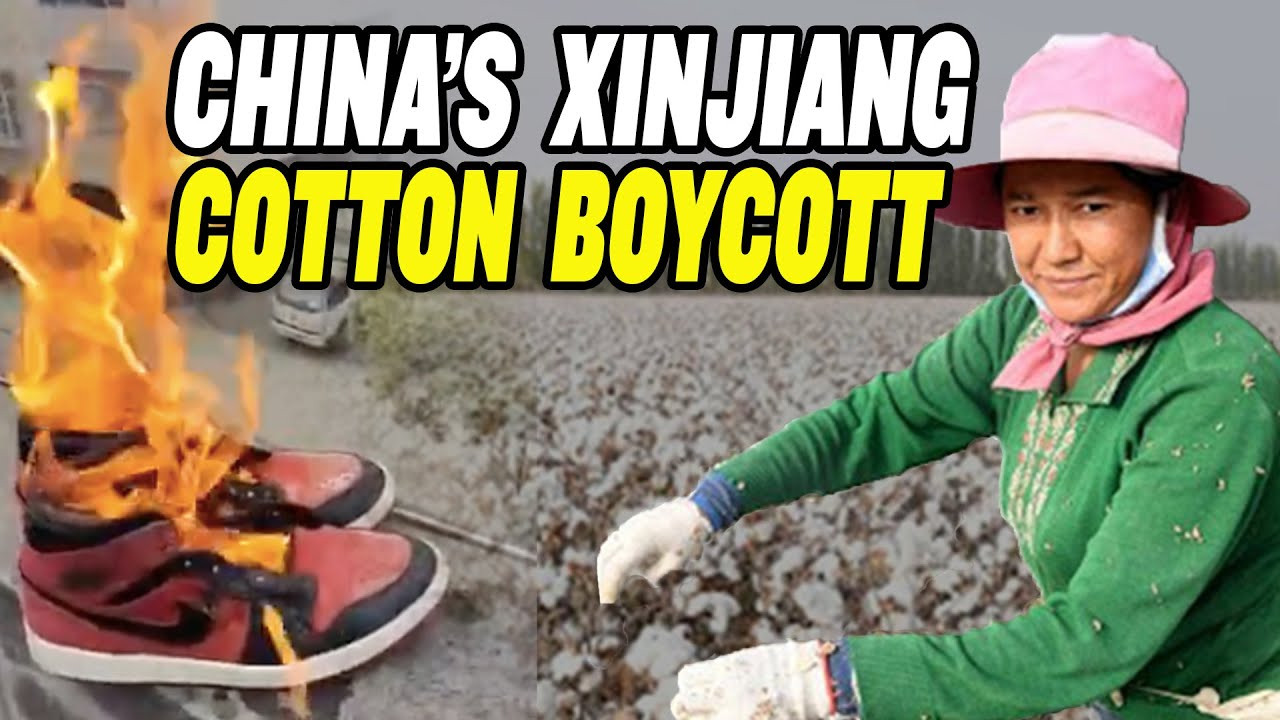 China Triggers Outrage Over Xinjiang Cotton Boycott