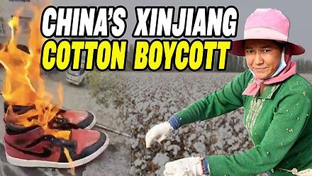 China Triggers Outrage Over Xinjiang Cotton Boycott