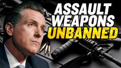 Judge Overturns California Assault Weapons Ban