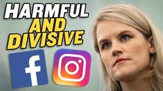 Facebook Whistleblower Testifies