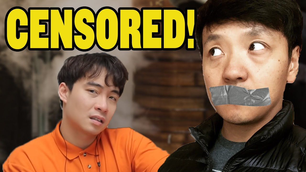 "#101 Censored by Uncle Roger—Strictly Dumpling Makes ""Incorrect"" Remarks About China"
