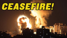 Israel Palestine Ceasefire—Biden Takes Credit