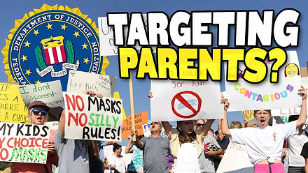 Is the FBI Going After Parents Criticizing Critical Race Theory and Mask Mandates?