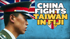 China Fights Taiwan in Fiji
