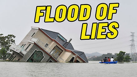 China Blames Foreigners After Disastrous Floods