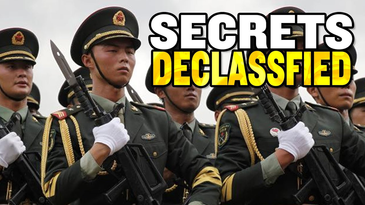 Declassified! Trump's Strategy to Stop China