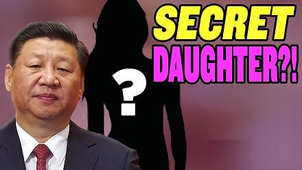 Xi Jinping's Secret Daughter
