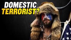 "US Wants to Target QAnon ""Domestic Terrorists"""
