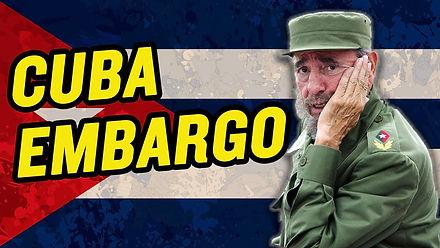 Should the US End the Cuba Embargo?