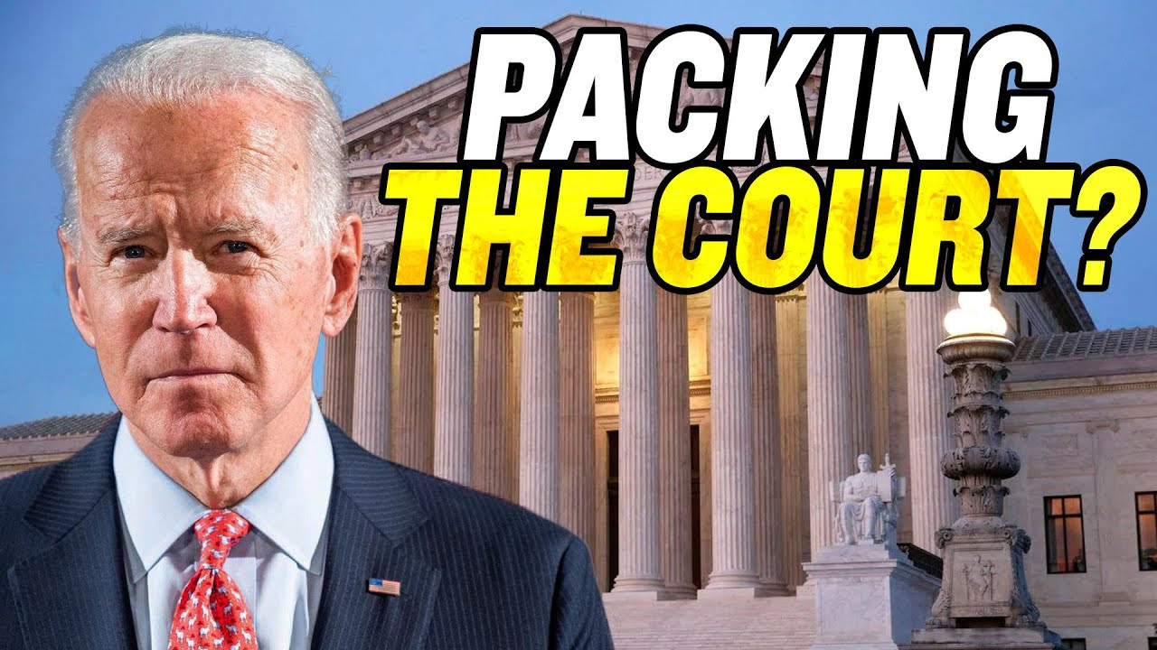 Biden Orders Commission on Supreme Court