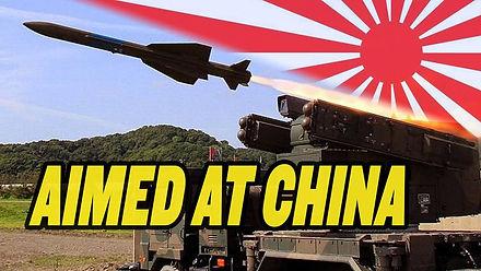 Japan's Missile Defense Aimed at China
