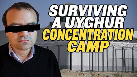 Surviving a Uyghur Concentration Camp in China
