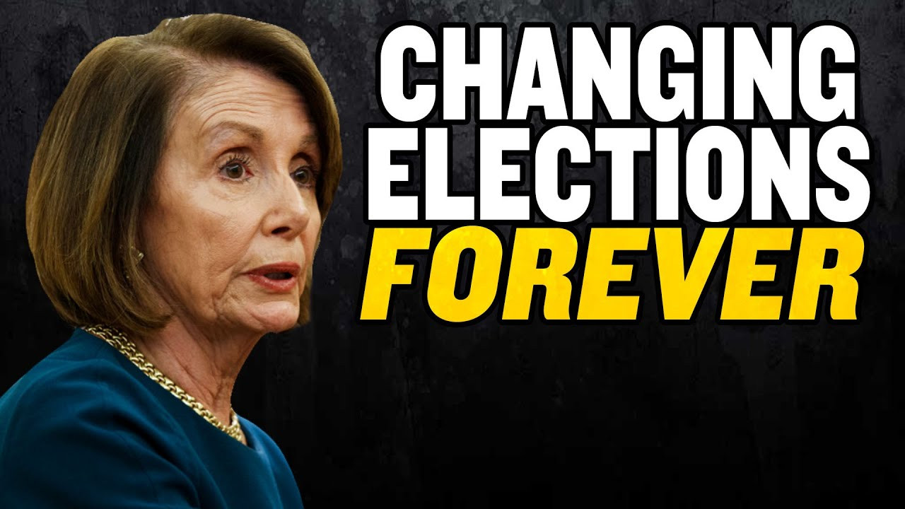 Democrats Pass MASSIVE Election Reform Bill