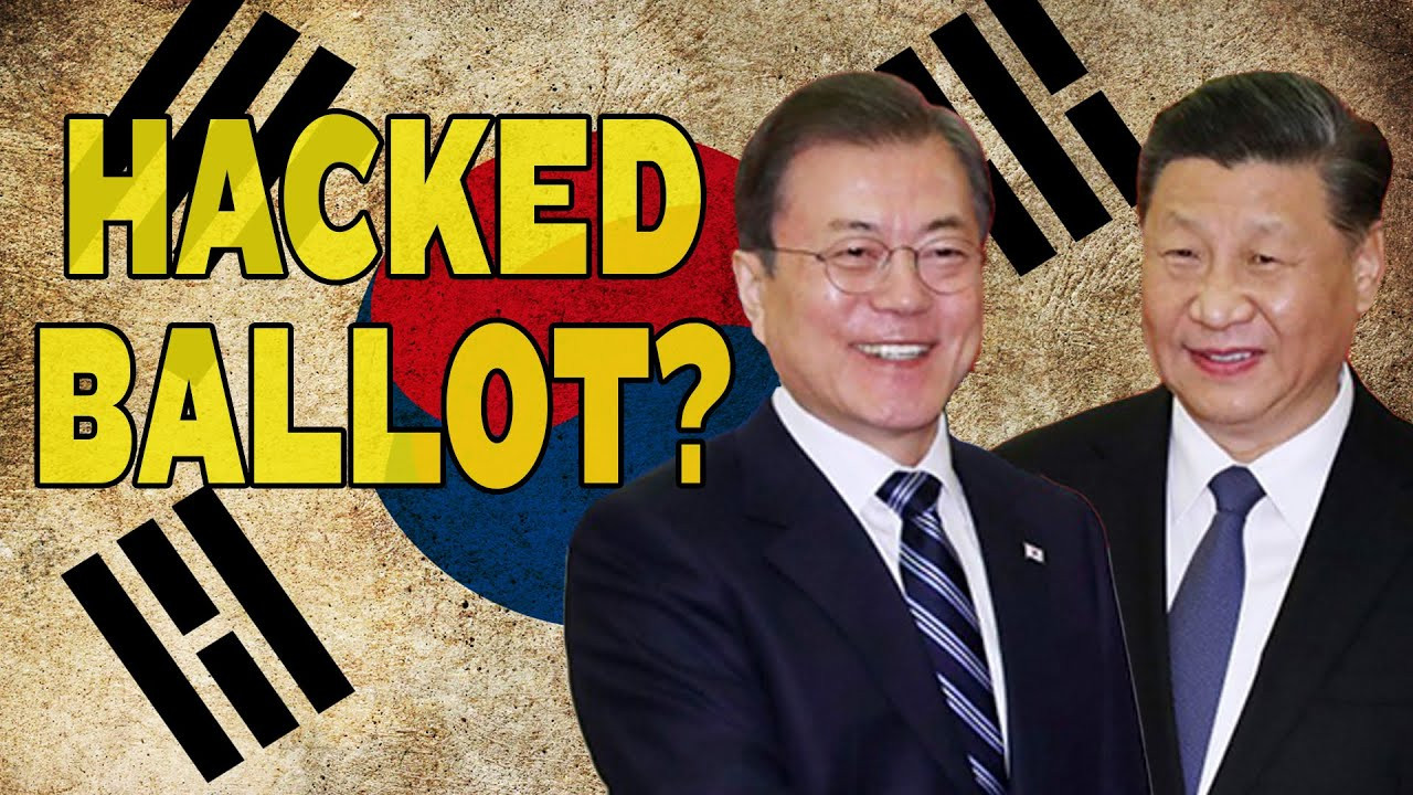 #92 Did China Interfere in South Korean Election