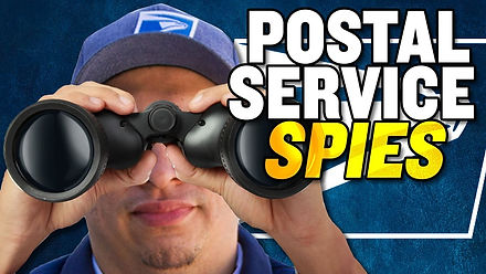 The US Postal Service Is SPYING on You!
