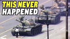 The Tiananmen Square Massacre Never Happened