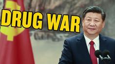 China At WAR: Drug Dealing, Money Laundering, and Espionage