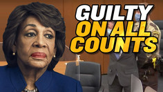 Derek Chauvin Verdict | Did Maxine Waters Encourage Riots?